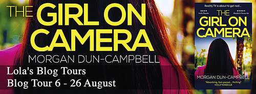 The Girl on Camera banner